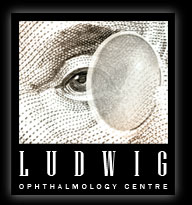 Ludwig Ophthalmology Logo